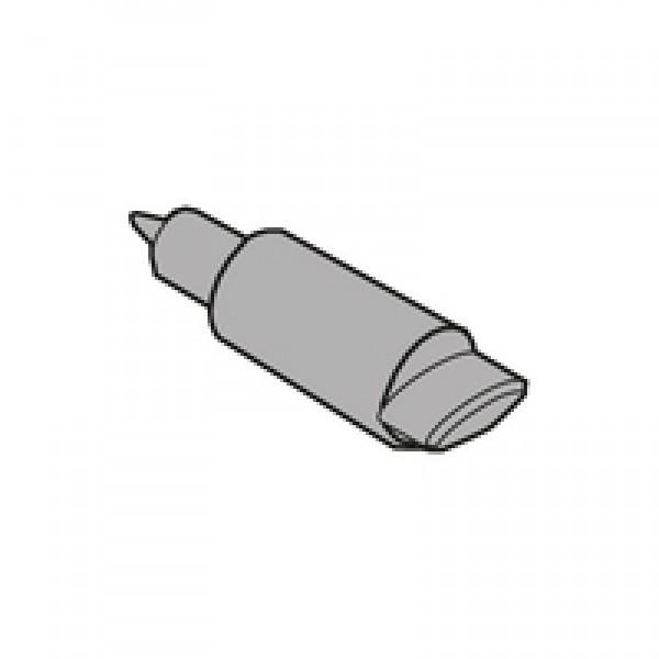 ORGA-LINE держатель поперечного релинга, для BOXSIDE, с пружиной