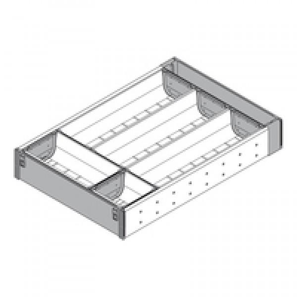 ORGA-LINE комплект лотков (частичное заполнение), для деревянного ящика, НД=450 мм, ширина=285 мм