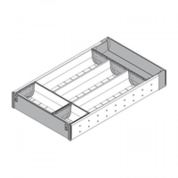 ORGA-LINE комплект лотков (частичное заполнение), для деревянного ящика, НД=500 мм, ширина=285 мм
