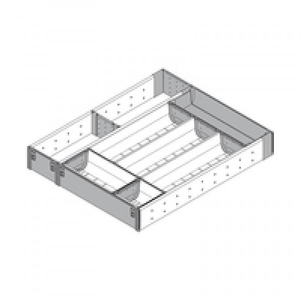 ORGA-LINE комбинированный набор (частичное заполнение), для деревянного ящика, НД=500 мм, ширина=381 мм