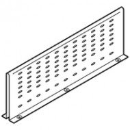 ORGA-LINE межсекционная стенка, НД=450 мм, TANDEMBOX plus ящик с высоким фасадом
