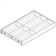 AMBIA-LINE лоток для столовых приборов LEGRABOX,  L=500, серый