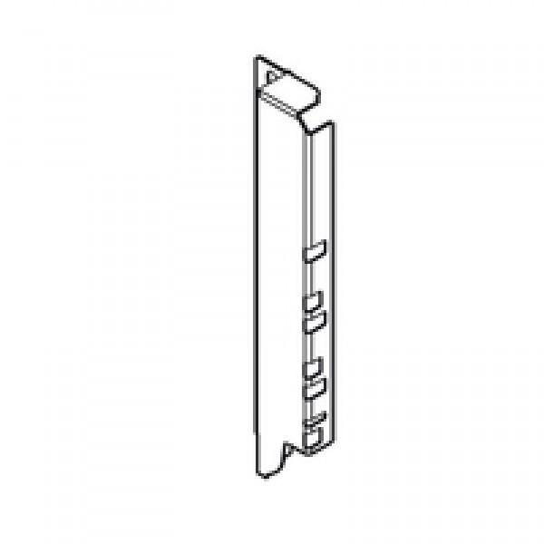 TANDEMBOX держатель задней стенки из ДСП, высота D (224 мм), правый