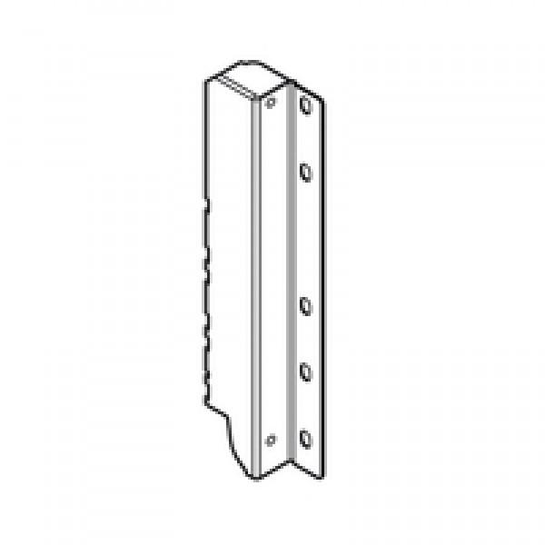 TANDEMBOX держатель задней стенки из ДСП, высота D (224 мм), левый