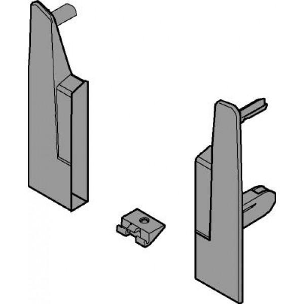 Blum TANDEMBOX Крепление передней панели, высота B, лев.+прав.