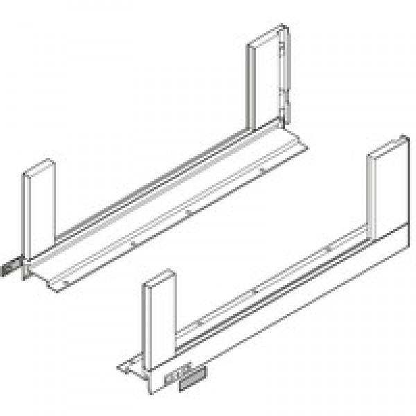 Царга LEGRABOX free, высота C (177,0 мм), НД=500 мм, левая/правая, LEGRABOX free