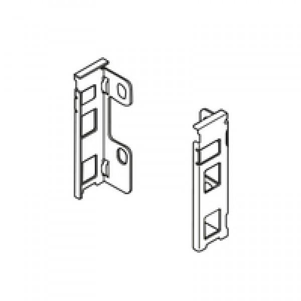 LEGRABOX держатель задней стенки из ДСП, высота M (106 мм), левый/правый