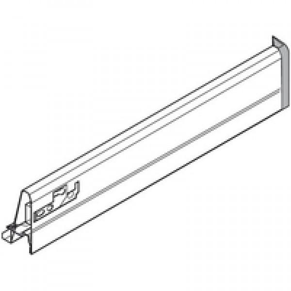TANDEMBOX царга, высота N (68 мм), НД=500 мм, правая, TANDEMBOX plus