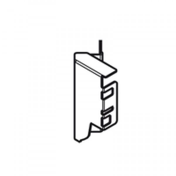TANDEMBOX держатель задней стенки из ДСП, высота M (96,5 мм), SPACE CORNER, правый