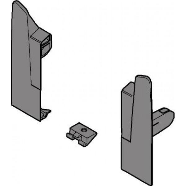 Blum TANDEMBOX Крепление передней панели, высота K, лев.+прав.