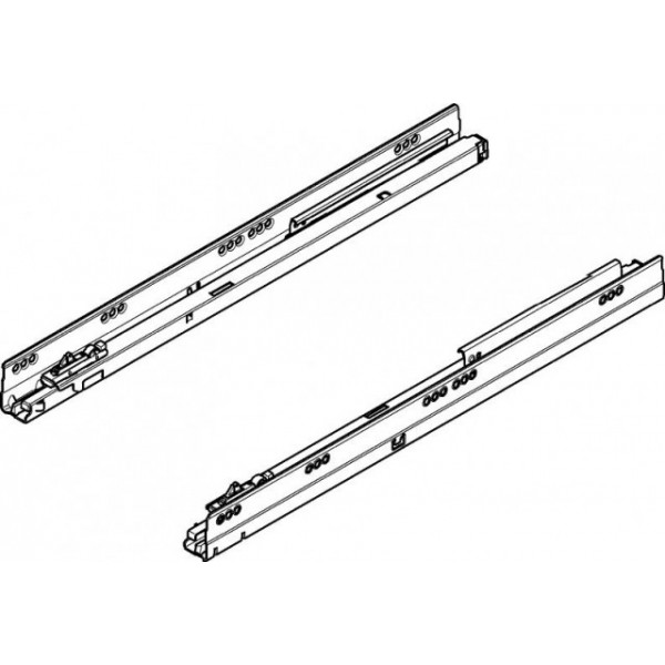 Blum TANDEMBOX направляющие, 30кг, L=270, комплект