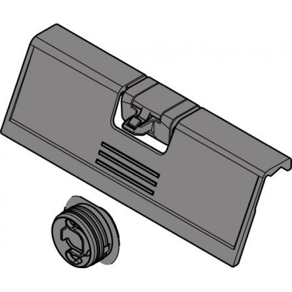 Blum TANDEMВОХ Ручка для внутреннего ящика с эксцентриком
