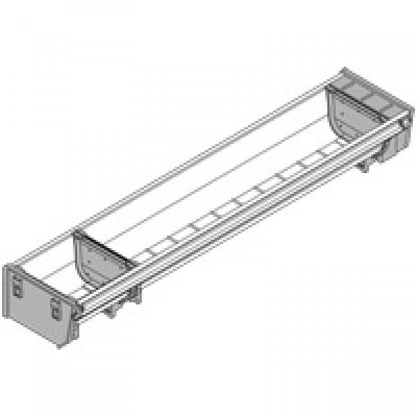 ORGA-LINE комплект лотков (частичное заполнение), TANDEMBOX стандартный ящик, НД=500 мм, ширина=103 мм