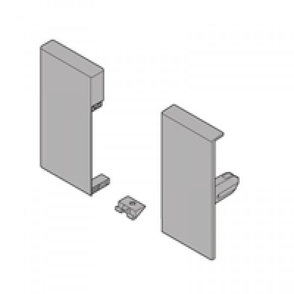 TANDEMBOX крепление передней панели, высота K, для внутреннего ящика, левое/правое, TANDEMBOX antaro