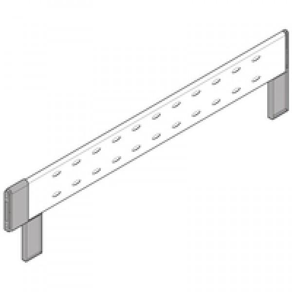 ORGA-LINE профиль-держатель для поперечного разделителя, НД=450 мм, TANDEM деревянный ящик