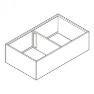 AMBIA-LINE рамка для LEGRABOX ящика с высоким фасадом, НД=400 мм, серый