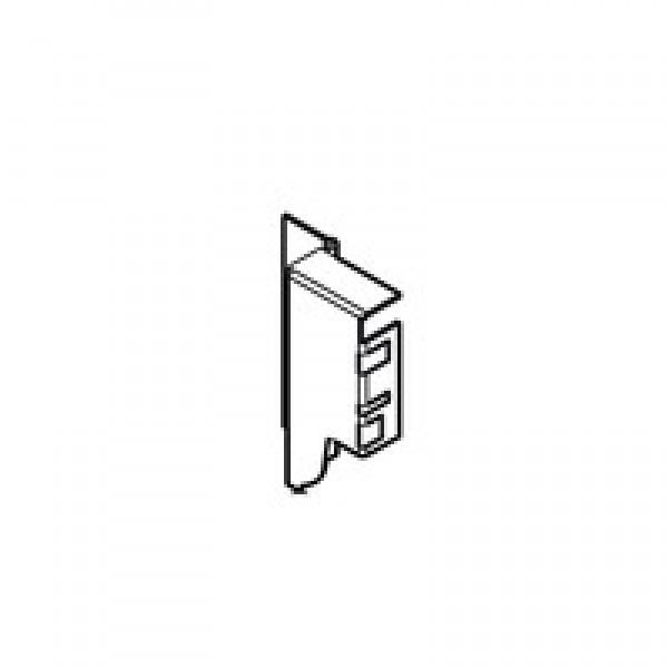 TANDEMBOX держатель задней стенки из ДСП, высота M (96,5 мм), правый