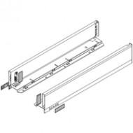 LEGRABOX царга, высота M (90,5 мм), НД=650 мм, левая/правая