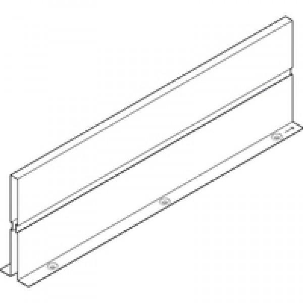 ORGA-LINE Межсекционная стенка, НД=500 мм, TANDEMBOX intivo/antaro ящик с высоким фасадом