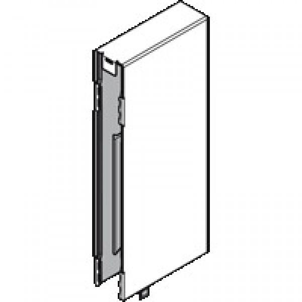 TANDEMBOX BOXCOVER, высота D, спeрeди, симметричный, для TANDEMBOX intivo
