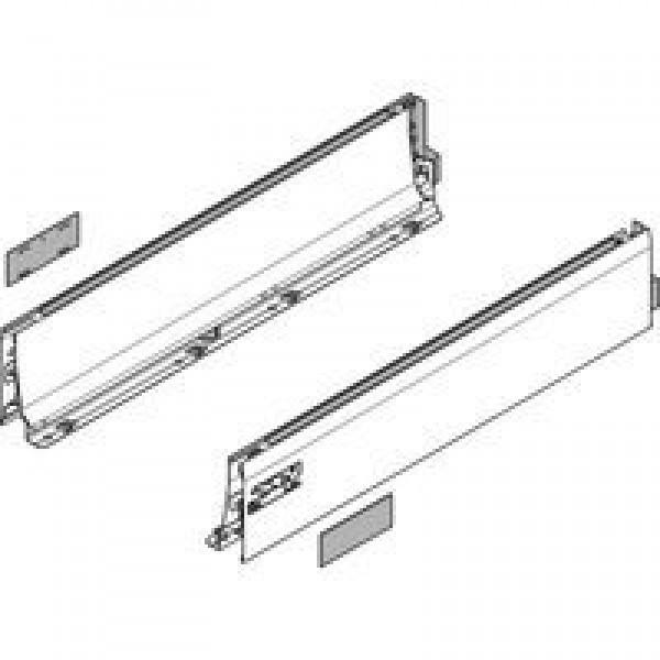 TANDEMBOX царга, высота L (101 мм), НД=550 мм, левая/правая, TANDEMBOX intivo