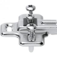 MODUL ответная планка, крест., 0 мм, сталь, EXPANDO, РВ: продольное отверстие