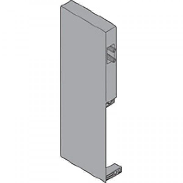 TANDEMBOX держатель фасада, высота C, для выс. внутр. ящ. с одинарн. релингом, левый, TANDEMBOX antaro
