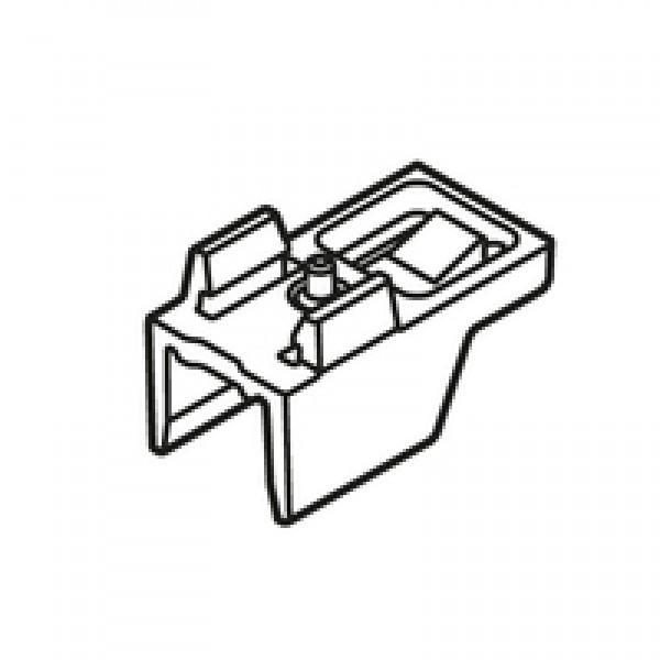 TANDEMBOX Держатель для вставки, спереди сверху, TANDEMBOX antaro