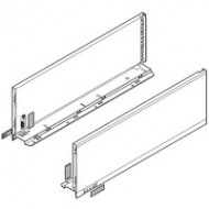 LEGRABOX царга, высота C (177,0 мм), НД=450 мм, левая/правая, LEGRABOX pure