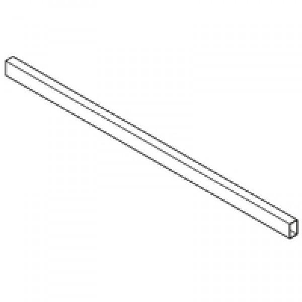 ORGA-LINE поперечный релинг, до ШК=1200 мм, под раскрой, TANDEMBOX antaro
