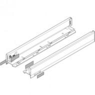LEGRABOX царга, высота N (66,5 мм), НД=500 мм, левая/правая