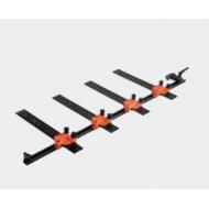Штанговий кондуктор для направляючих (4 матриці)
